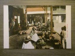 Tarjeta Postal Postcard - Panama - Market Day - Maduro Jr. 10 - Panama