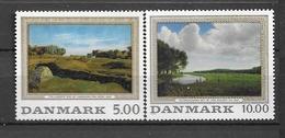1992 MNH Danmark, Michel 1044-5 Postfris** - Dänemark