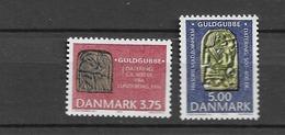 1993 MNH Danmark, Michel 1046-7 Postfris** - Danimarca