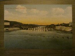 Tarjeta Postal Postcard - Panama - Front View Of Gatun Spillway - Panama Canal - Vibert & Dixon Kodaks 42 - Panama
