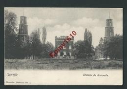 SENEFFE. Château De Scrawelle. Nels Série 115, N°3.  Scan Recto/verso - Seneffe