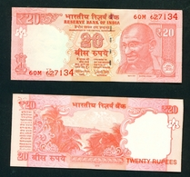 INDIA - 2018 20 Rupees UNC - India