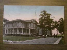 Tarjeta Postal Postcard - Panama - Remodeled Lesseps Palace Limon Bay - Cristobal - Irvin & Thomas 3501 - Panama