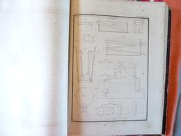Planche Technologie 2 1836 Alambic - Technical Plans