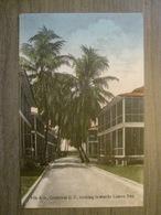 Tarjeta Postal Postcard - Panama - 5th Avenue Looking Towards Limon Bay - Cristobal - Irvin & Thomas 3496 - Panama