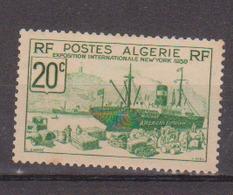 ALGERIE         N°  YVERT  :   153       NEUF AVEC  CHARNIERES      ( Ch 1/18  ) - Algérie (1924-1962)