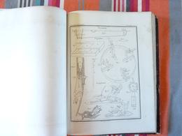 Planche Technologie 5 1836 Arçonneur Argenteur Arquebusier - Planches & Plans Techniques