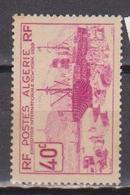 ALGERIE         N°  YVERT  :   154       NEUF AVEC  CHARNIERES      ( Ch 1/18  ) - Algérie (1924-1962)