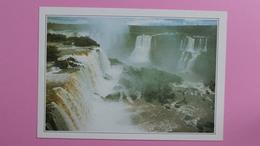 ARGENTINA - Les Chutes De L'Iguazu - Géographie