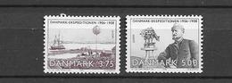 1994 MNH Danmark, Michel 1077-8 Postfris** - Danimarca