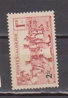ALGERIE         N°  YVERT  :   160        NEUF AVEC  CHARNIERES      ( Ch 1/18  ) - Algérie (1924-1962)