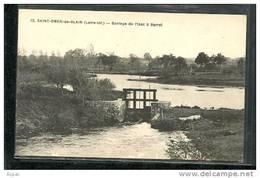 44   SAINT OMER De  BLAIN   ...barrage De L'isac à Barrel - France