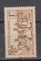 ALGERIE         N°  YVERT  :   162        NEUF AVEC  CHARNIERES      ( Ch 1/18  ) - Algérie (1924-1962)