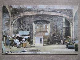 Tarjeta Postal Postcard - Panama - Flat Arch In Ruins Of San Domingo Church - Vibert & Dixon Kodaks 22 - Panama