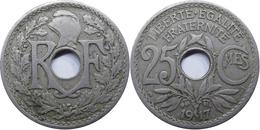 France - Troisième République - 25 Centimes 1917 Lindauer - France