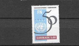 1995 MNH Danmark, Michel 1095 Postfris** - Danimarca