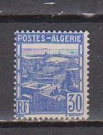 ALGERIE         N°  YVERT  :   163         NEUF AVEC  CHARNIERES      ( Ch 1/18  ) - Algérie (1924-1962)