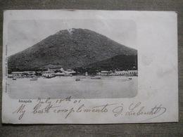 Tarjeta Postal Postcard - Panama - Amapala - J. Rössner & Co 1901 - Panama