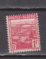 ALGERIE         N°  YVERT  :   165         NEUF AVEC  CHARNIERES      ( Ch 1/18  ) - Algérie (1924-1962)