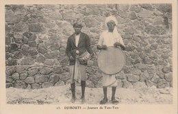 Djibouti - Joueurs De Tam-Tam - Djibouti