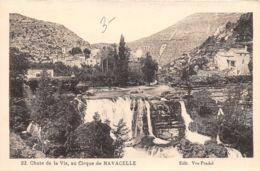 15-NAVACELLE-LE CIRQUE-N°2160-G/0141 - France