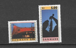 1995 MNH Danmark, Michel 1105-6 Postfris** - Danimarca