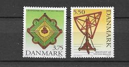 1995 MNH Danmark, Michel 1110-11 Postfris** - Danimarca