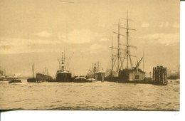 006111  Hamburg Hafen - Sloman Dampfer - Deutschland