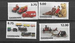 1995 MNH Danmark, Michel 1112-15 Postfris** - Danimarca