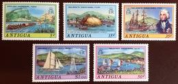 Antigua 1975 Nelson's Dockyard MNH - Antigua And Barbuda (1981-...)