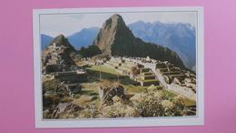 PEROU - Macchu Picchu - La Célèbre Cité Inca - Géographie