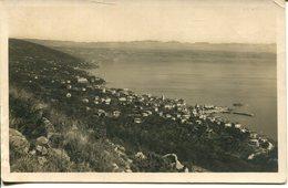 006112  Laurana Lovran  Gesamtansicht  1920 - Kroatien