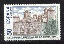 Spain 1993.Patrimonio Mundial Ed 3276 (**) Mi 3134 - 1931-Hoy: 2ª República - ... Juan Carlos I