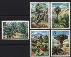 Spain 1973. Flora Ed 2120-24 (**) Mi 2015-2019 - 1931-Heute: 2. Rep. - ... Juan Carlos I