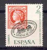 Spain 1970 - Dia Del Sello Ed 1974 (**) Mi 1861 - 1931-Heute: 2. Rep. - ... Juan Carlos I