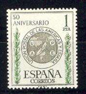 Spain 1962 - UPAE Ed 1462 (**) Mi 1354 - 1931-Heute: 2. Rep. - ... Juan Carlos I