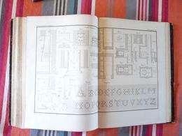 Planche Technologie 35 1836 Lieux D'aisance Lingère - Technical Plans