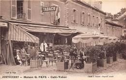 PONTHIERRY - Maison G. PAYS - Café Tabac - France