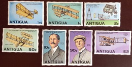 Antigua 1978 Powered Flight Aviation Aircraft MNH - Antigua And Barbuda (1981-...)