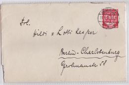 BRIEF PASEWALK 11.01.1936 STEMPEL BRIEFMARKE SAAR - Briefe U. Dokumente