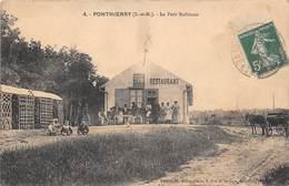 PONTHIERRY - Le Petit Robinson - Restaurant - France