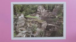 GUATEMALA - TIKAL - L'ancienne Métropole Maya - Géographie