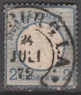 Deutsches Reich    .    Michel    .     5        .       O        .      Gebraucht - Gebraucht