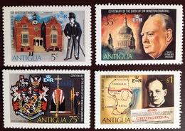 Antigua 1974 Churchill MNH - Antigua And Barbuda (1981-...)