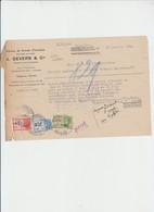 AGENCE DE BREVETS D INVENTION - BXL 1946 - Belgique
