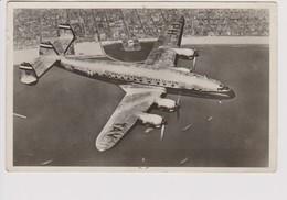Vintage Pc KLM K.L.M Royal Dutch Airlines Lockheed Constellation L-049 - 1919-1938: Entre Guerres