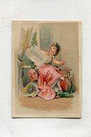 Chromo LIEBIG : S 10 / H - Figures De Genre N° 2 / Figure Di Genere N° 2 -  Dupuy à Paris - 1872/1873 - R2 - Liebig