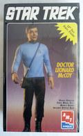 FIGURINE STAR TREK EN BOITE NEUVE - AMT ERTL 1994 MODELE REDUIT - DR LEONARD MC COY - MAQUETTE (2) - Star Trek