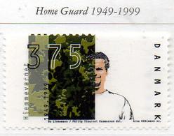 PIA - DANIMARCA -1999 : Cinquantenario Della Guardi Nazionale - (Yv 1212) - Danimarca