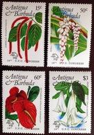 Antigua 1984 UPU Flowers MNH - Antigua And Barbuda (1981-...)